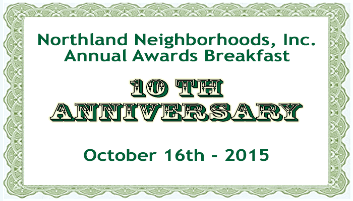 Northland Neighborhoods, Inc. Annual Breakfast