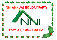 Northland Neighborhoods, Inc. Annual Holiday Party   December 21, 2015